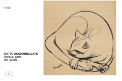 37.-GATTO-ACCIAMBELLATO-1950