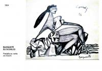 7-BAGNANTE-SU-SCOGLIO-1954